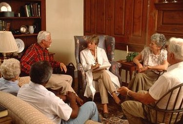 Senior Health Partners Support Groups